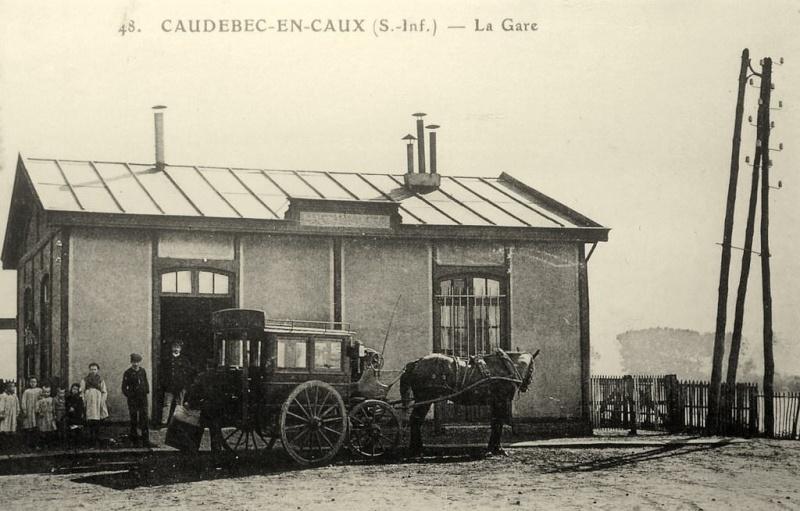 Barentin - Caudebec en caux Caudeb10