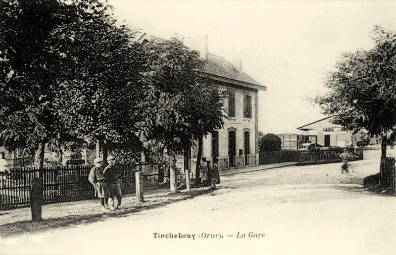 La ligne Montsecret Vassy à Les Maures Tinche10