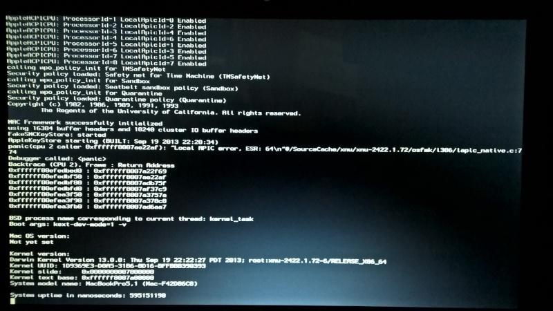Probléme installation Mavericks - Page 2 Wp_20118