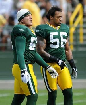AJ Hawk Weight and Height, Size | Body measurements Bilde10