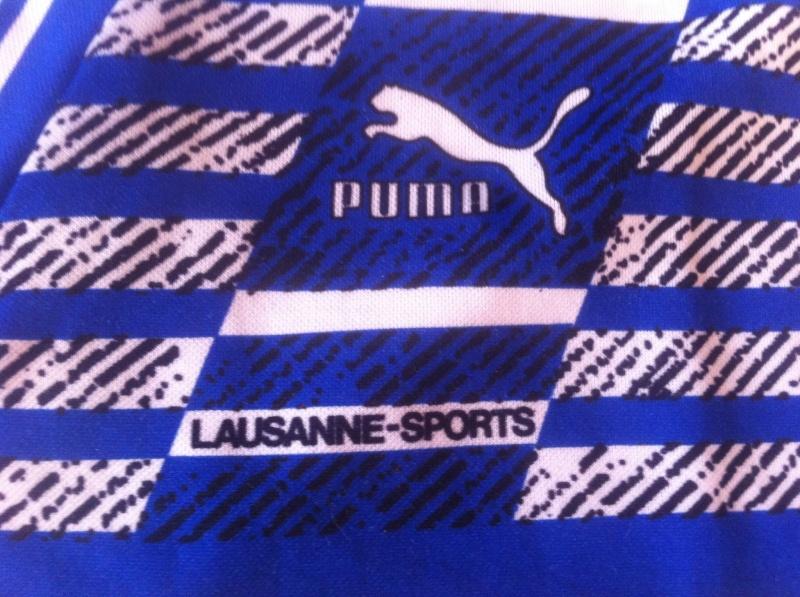 Vieux Maillot AGIP à vendre Losann14