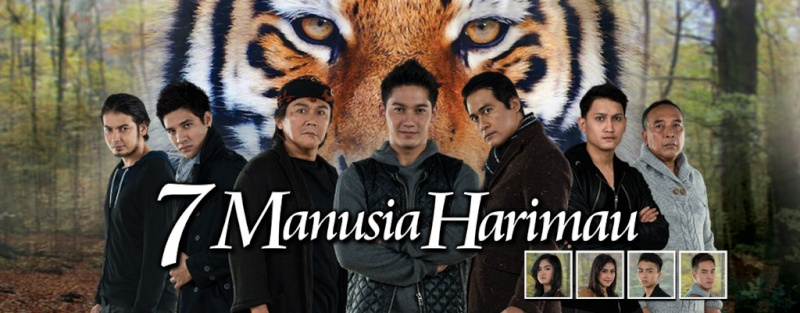 Tujuh manusia harimau the largest indonesian community