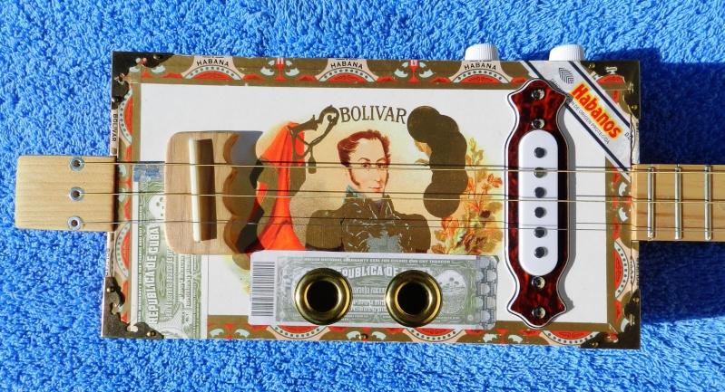 Présentez-nous vos Cigar Box Guitare Boliva11