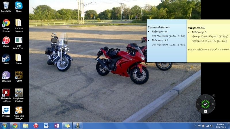 What Does Your Desktop Look Like? Deskto10
