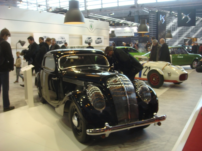 [75][04 au 08/02/2015] 40ème Salon Retromobile - Page 4 Dsc02612
