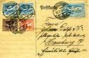 Karten Deutsches Reich / Oberschlesien / Österreich 1920er Cards017