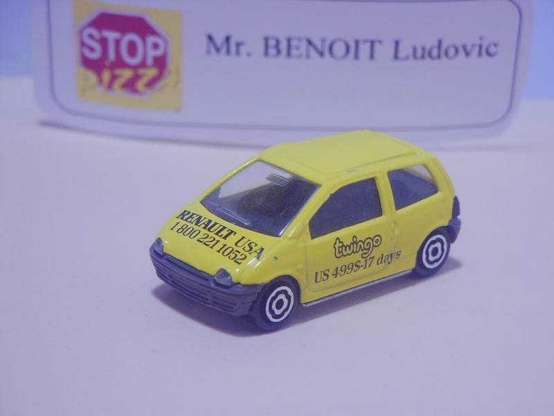 N°206 Renault twingo 1. 0910