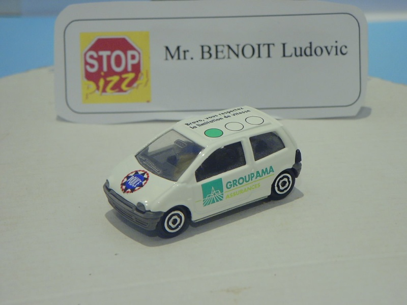 N°206 Renault twingo 1. 1411