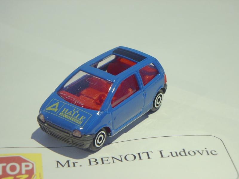 N°206 Renault twingo 1. 1510