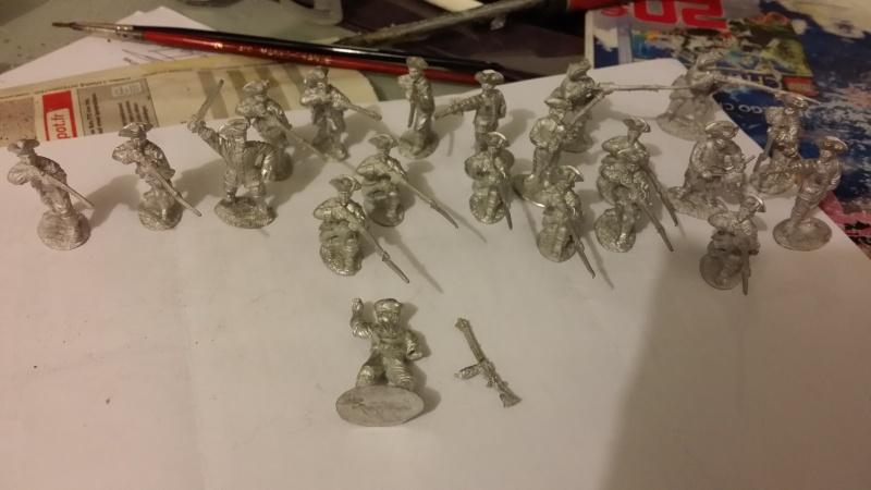 VENTE lot mousquet et tomahawk armée complète français Ryguli10