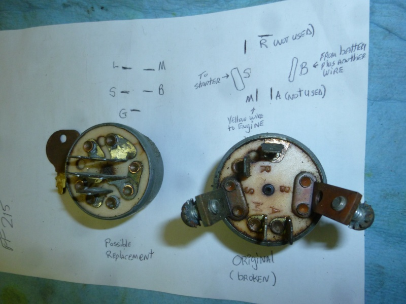 Seeking Ignition Switch #5797H for 66 Suburban 12  P1040614