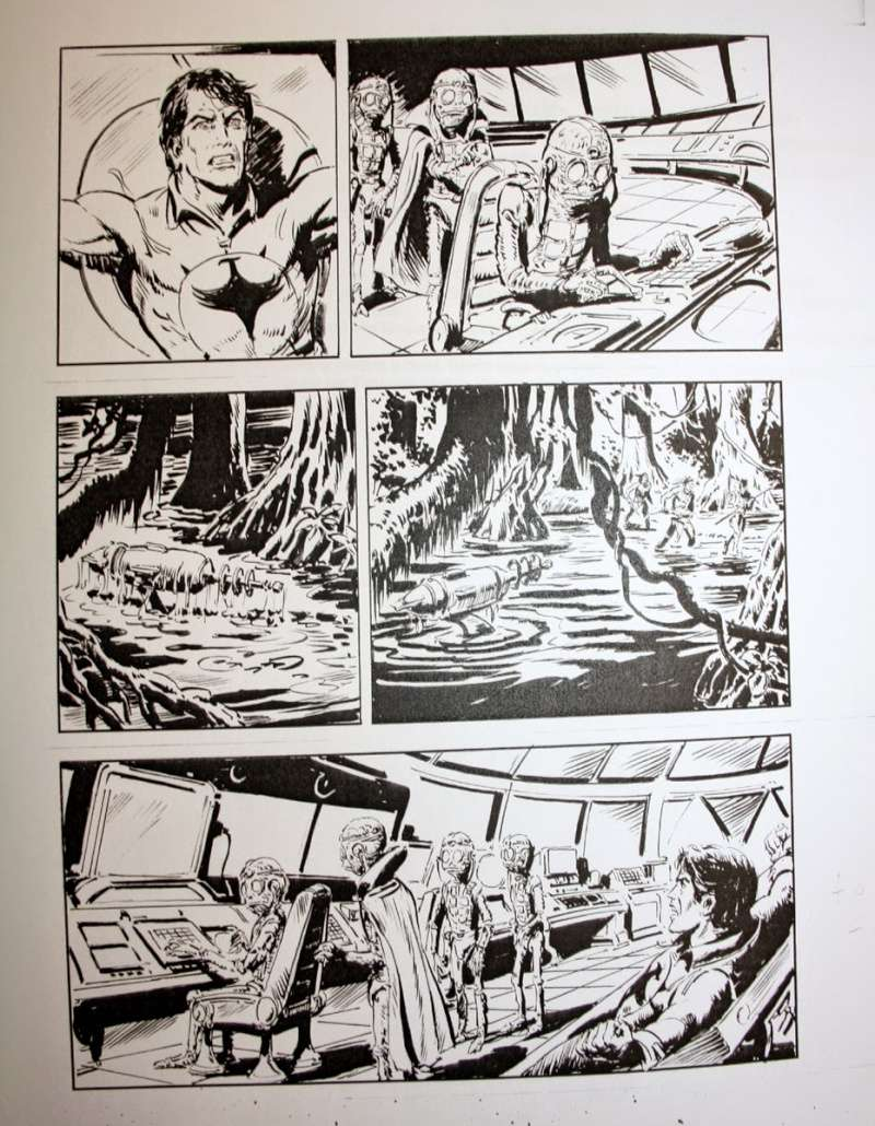 Anteprima tavole e lista delle storie in lavorazione  - Pagina 4 Zagor_31