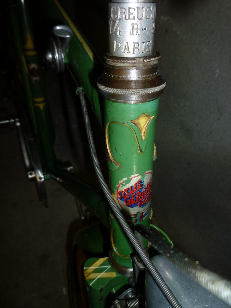 Cycles Gérard Paris - Homme 96188810