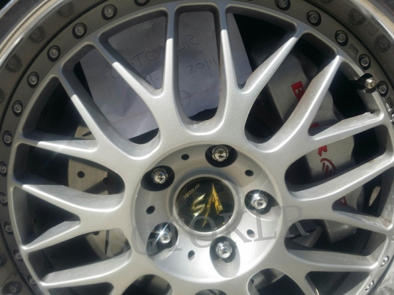 Work VSXX $2,000 rims only SOCAL Driver12