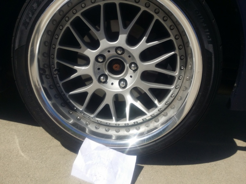 Work VSXX $2,000 rims only SOCAL Driver13