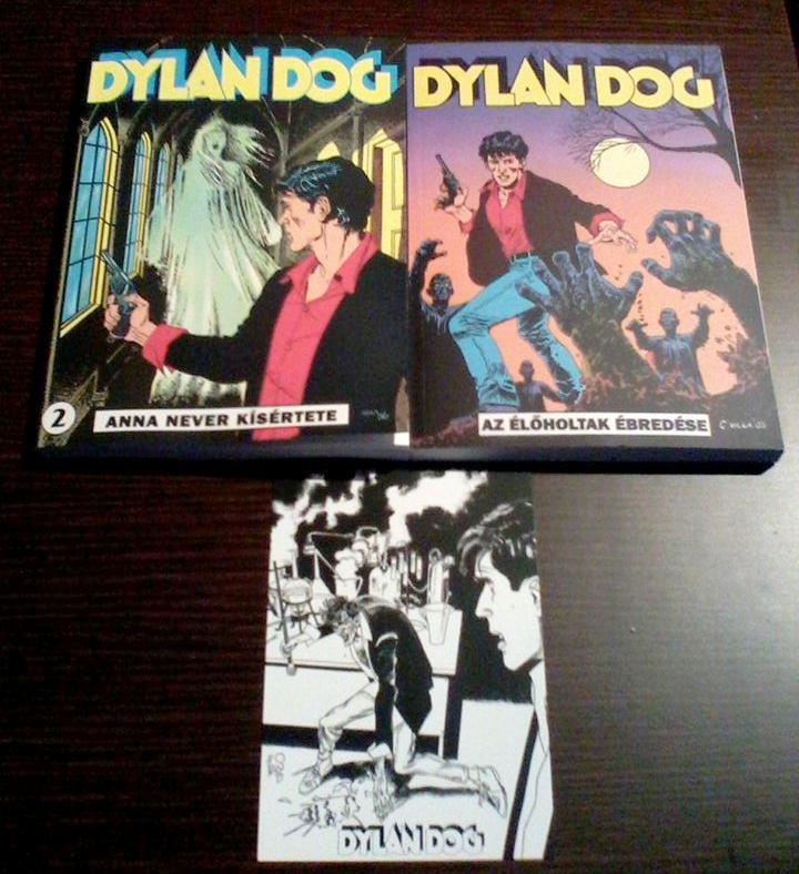 DYLAN DOG (Prima parte ) 10719310