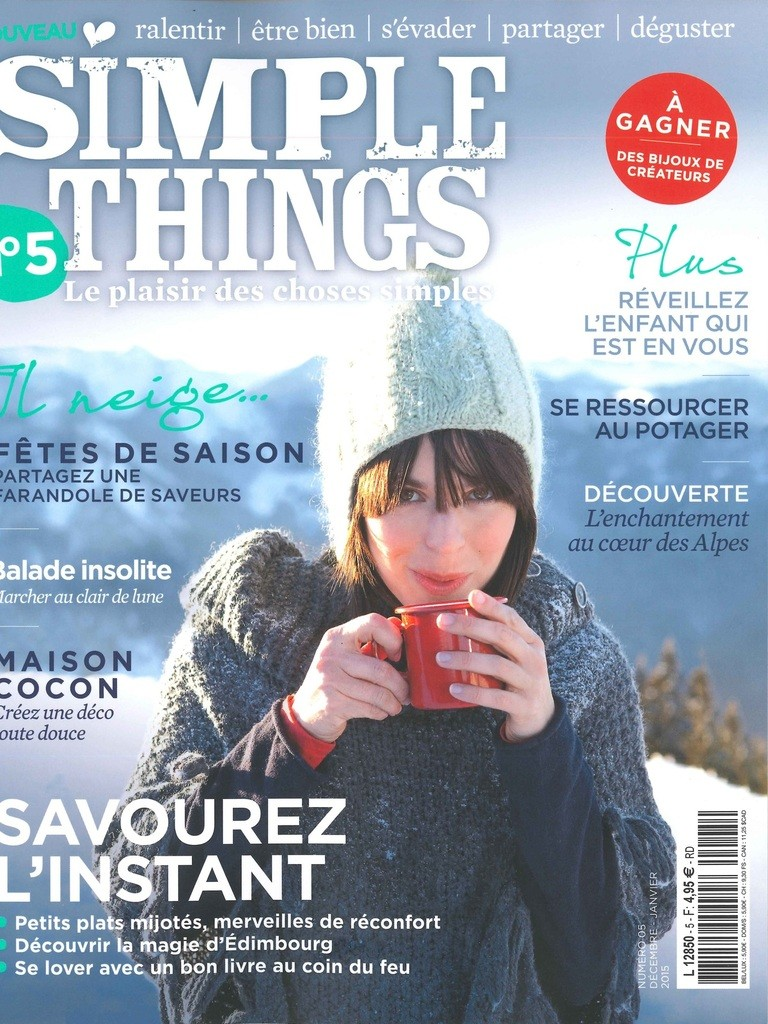 Simple Things - Un magazine pour se souvenir des choses simples Ob_f2510