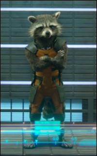 Rocket Raccoon Groot10
