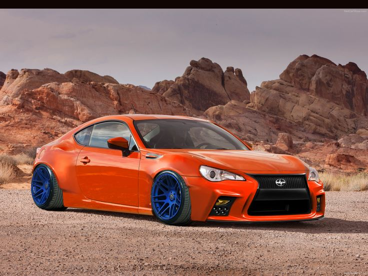 Scion FRS  E15f5611
