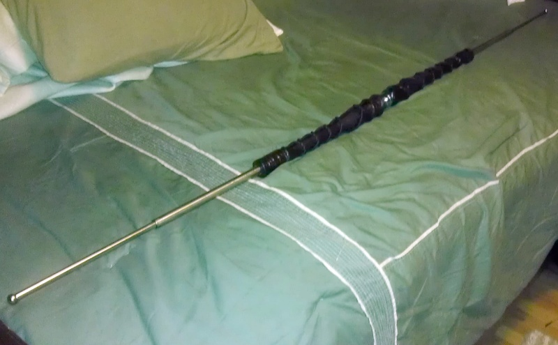 My Collapsible Staff Double12