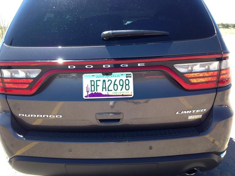 Dodge Durango V6 Pentastar Img_2114