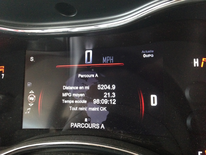 Dodge Durango V6 Pentastar Img_2715