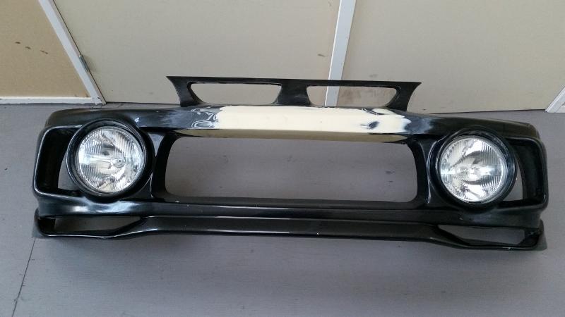 SSV Front bumper with original Denji lights!  Ssv_fr11