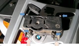 Remplacement piles d'alarme sur 1200 RT Captur12