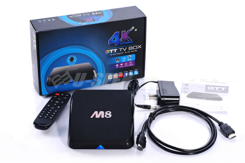 M8 - Android TV M811