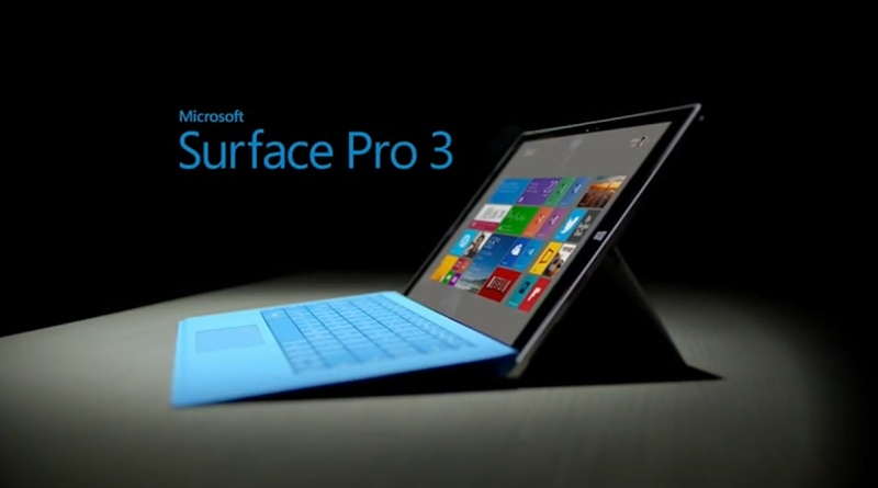 Microsoft Suface Pro 3 Micros11
