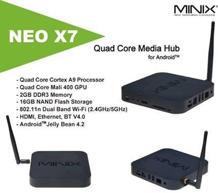 MINIX Neo X7 Minix-11