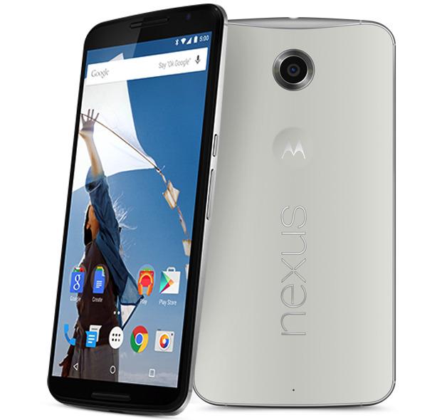 NEXUS 6 - with OS Android™ 5.0 Lollipop Nexus610