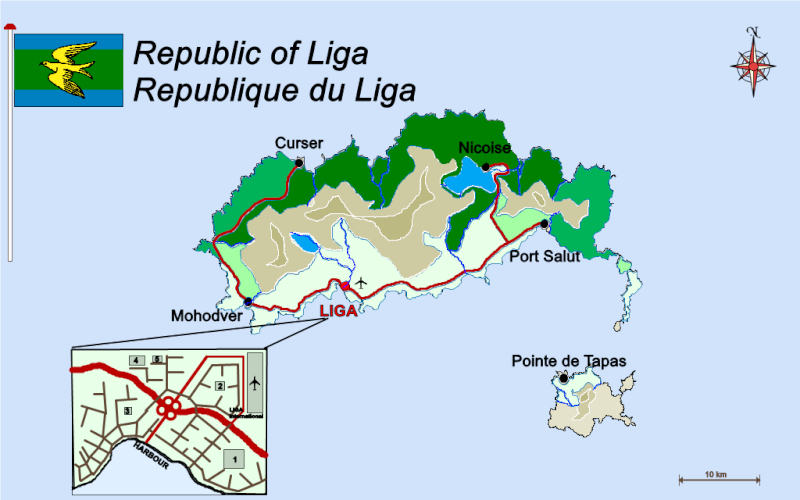 Republic of Liga