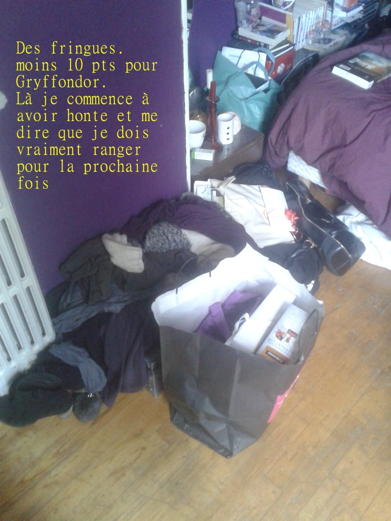 [Défi] Keep Calm and Be Organized ! Qui me suit ? 20150117