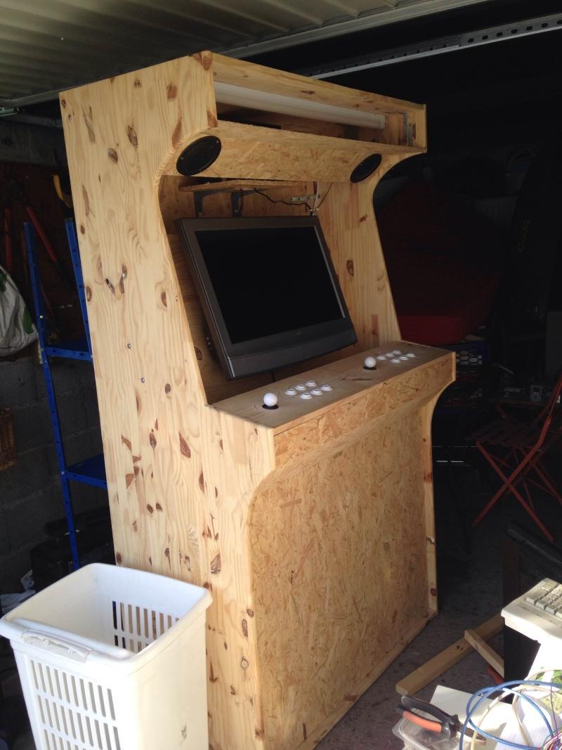 Mon petit projet de borne arcade-émulation Img_1011