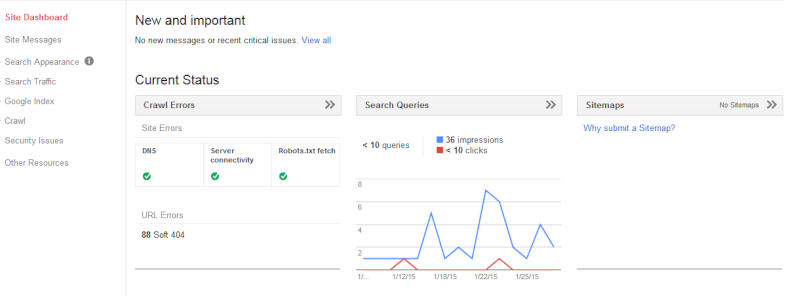 How to set up Google webmaster tools for your forum?  Web1010