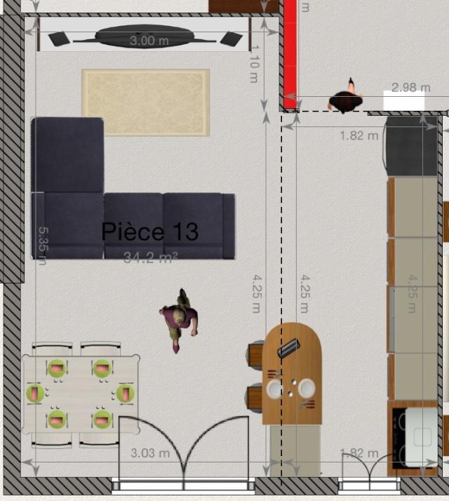 Meuble BESTA, vos avis pour mon meuble télé :-) Salon_12