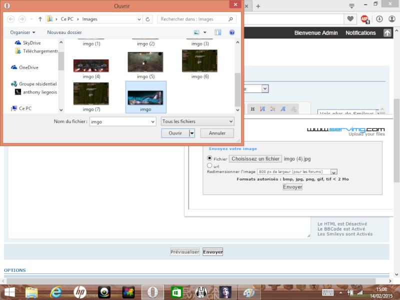 ScreenShot de Guilde Exempl11