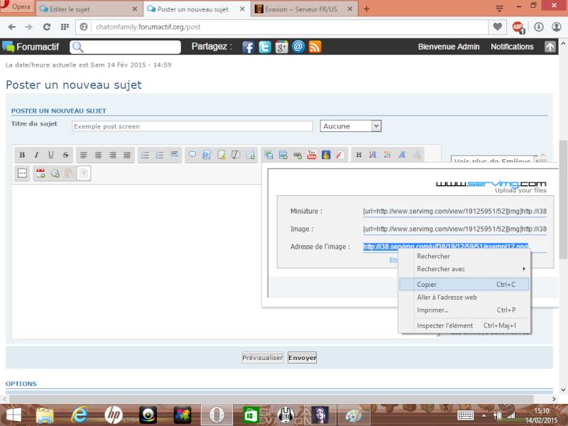 ScreenShot de Guilde Exempl13