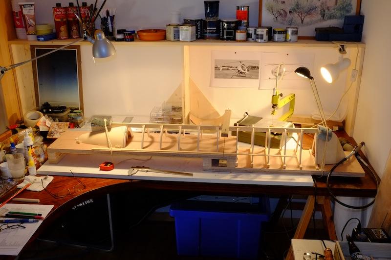 Le Sphinx New Maquettes au 1/50 Struct10