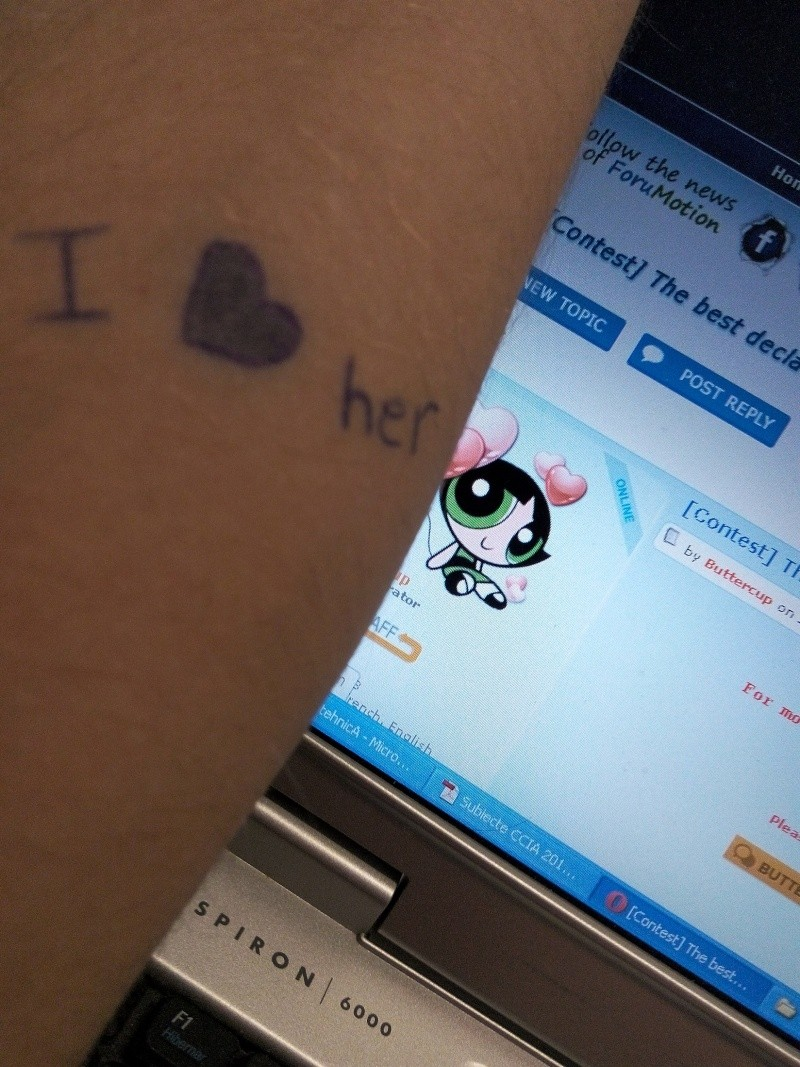"""[Contest] Take a picture with """"I love you"""" Img_2011"""