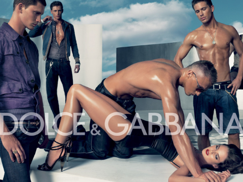 Provocative Advertising Dolce11