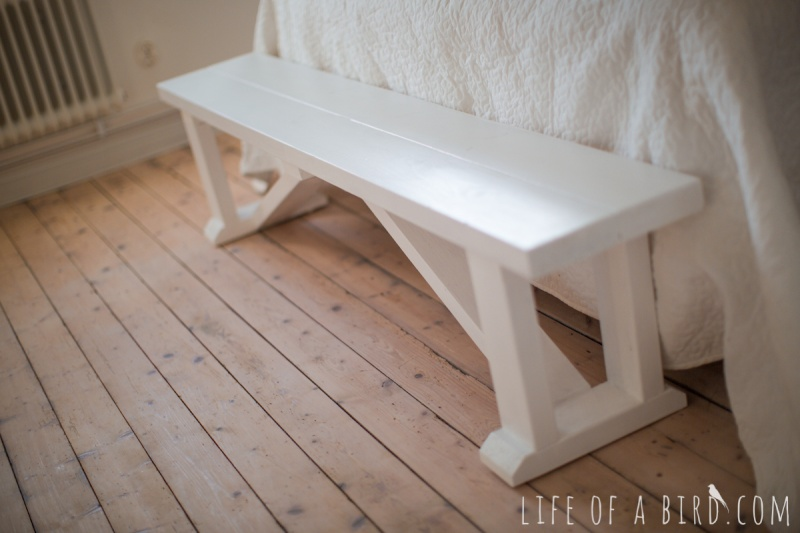 [TERMINE] Fabrication table en bois peint - polycarbonate pour terrasse 31548411