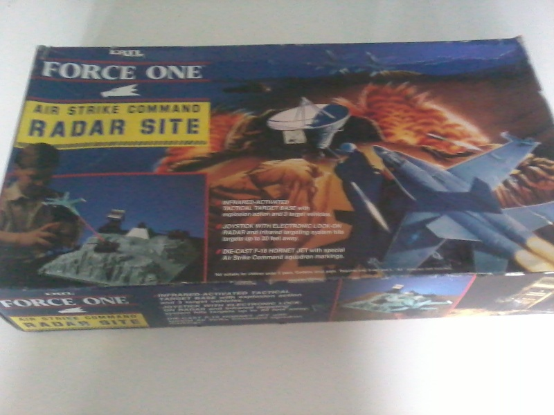 Force One Air Strike Command Radar Site Nuovo Mai Usato 2015-027