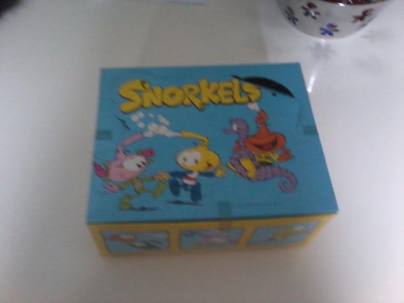Confezione Originale 50 Snorkels 2015-033