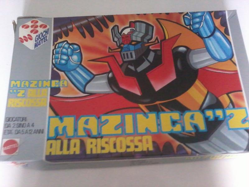 Gioco Società Mazinga Z Alla Riscossa 79 2015-043