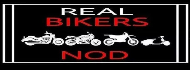 Real Bikers Nod