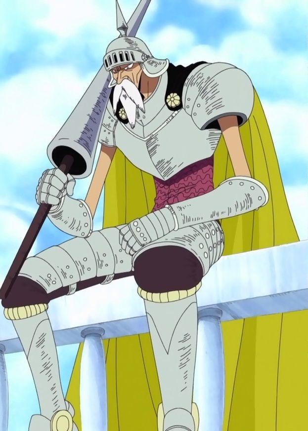 Alles nur geklaut... (Bekannte Motive & Inspirationen in One Piece) Gan_fa11