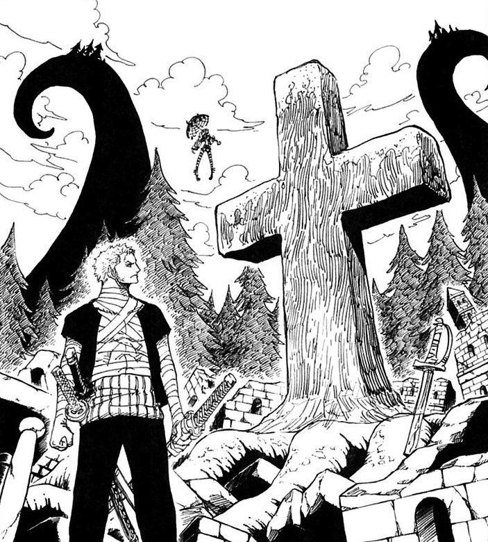 Alles nur geklaut... (Bekannte Motive & Inspirationen in One Piece) Kuraig11