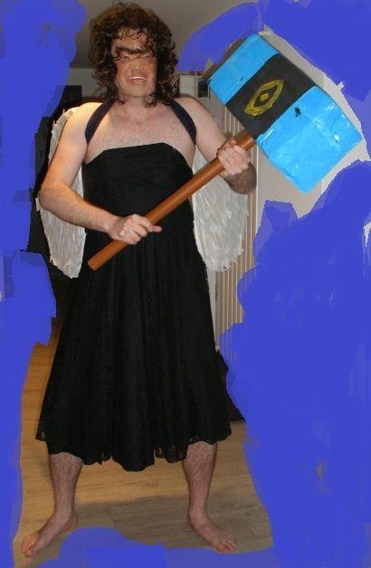 [REALISATION] Défi de la robe avec les ailes de Cupid et le marteau de Thor Nocif_14